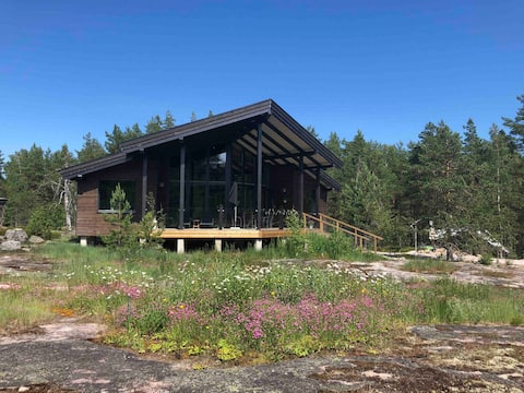 Stunning villa in Nuuksio National Park
