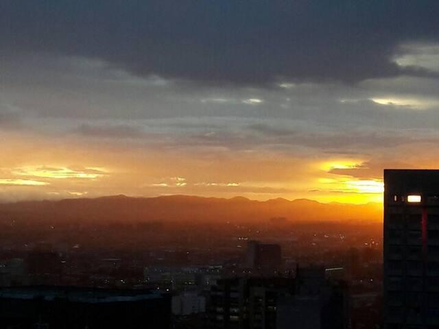 TORRES DEL PARQUE - Bogotá - Byt
