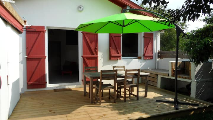 Anglet Biarritz Maison avec jardin indépendant