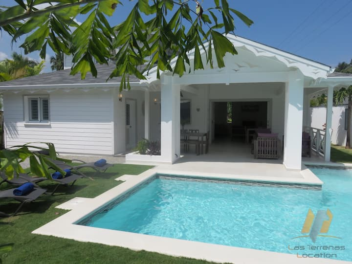 New Villa/Pool-Private Jacuzzi/200M Beach