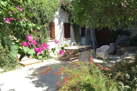 Renovated Beautiful Old Stone Building in Bodrum - Bodrum - House