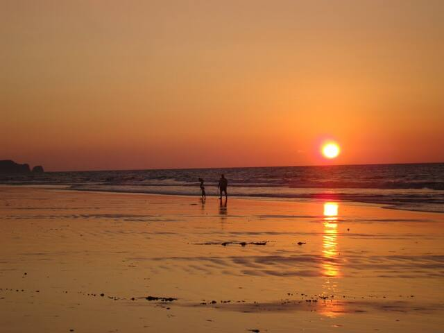incredible sun set view - photo #35
