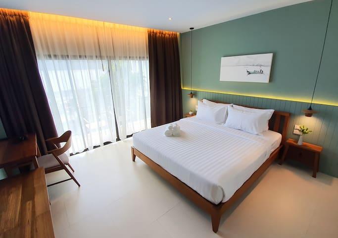 Mini House Aonang, Krabi (Studio-Double Bed)