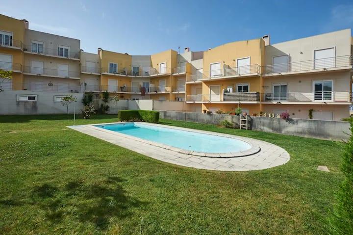 Kahau Apartment, Ericeira, Mafra !New!