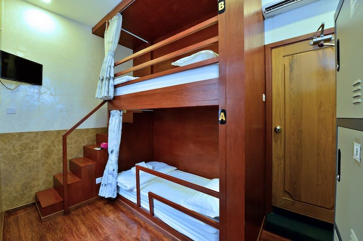 2 Bed Dormitory(Backpacker Bed And Breakfast)