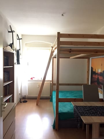 Cozy room close to the müggelsee - Berlim - Apartamento