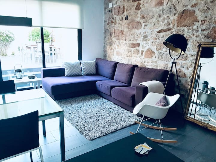 Duplex de diseño en Sant Feliu de Guíxols