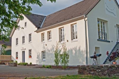 Landhaus Theis 5***** - Lichtenborn - Huis