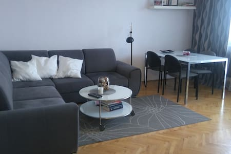 Apartment in Ursynów (15 min from Chopin Airport) - Warszawa
