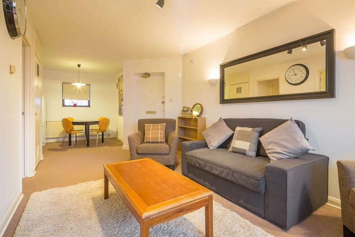 Super CENTRAL Cambridge Flat For Up To 4 People - Cambridge - Apartment