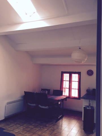 Appartement de charme SOMMIERES - Sommières