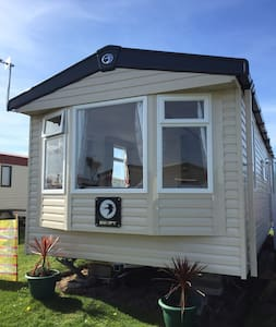 SaltSea -Low cost accommodation, Harlyn Sands Park
