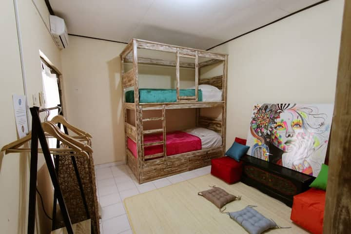 Female Dorm for 1 Person In Nusa Dua Bali