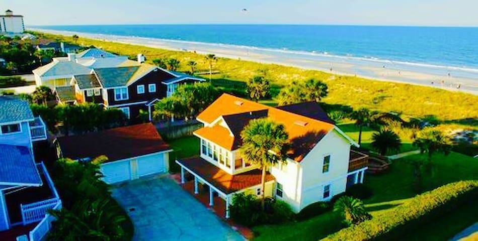 OCEAN BREEZE - Neptune Beach - Hus