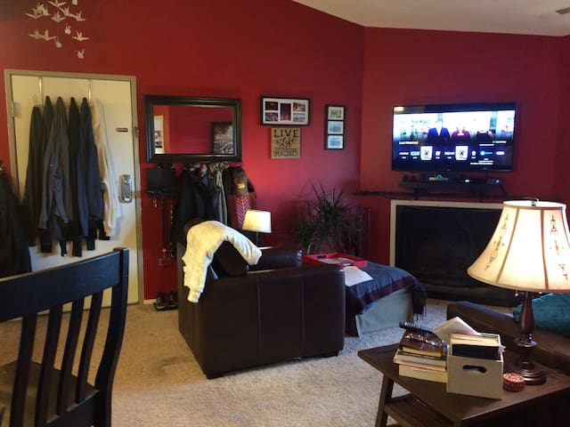 Great for Work or Play! 2 Beds and Home Office - Ann Arbor - Lägenhet