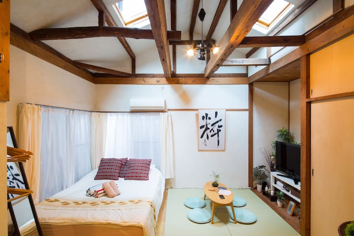 Traditional House in Asakusa Area Max 4ppl Wifi