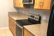 Updated condo, central location, close to freeways