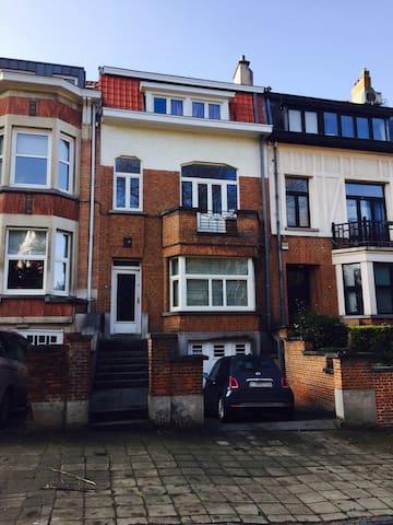 Grande maison familiale à Bruxelles - Watermael-Boitsfort - Talo