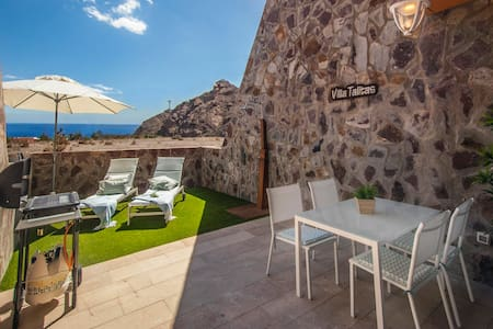 Villa Seaview Golf in Tauro, Mogán - モガーン - 別荘