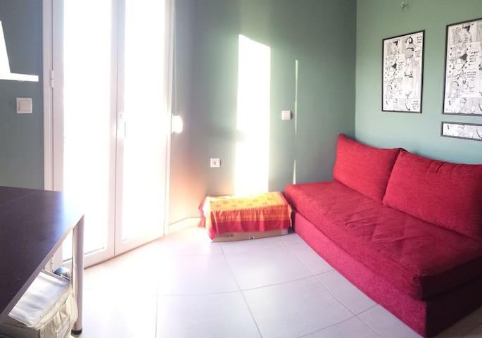 Room at M&M's - Mitilini - Wohnung