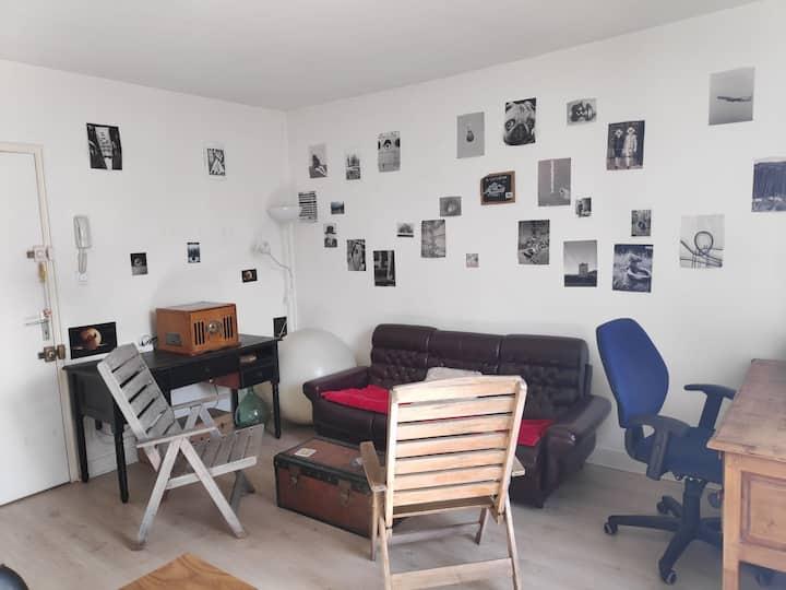 Logement entier Angoulême centre ville -  au calme