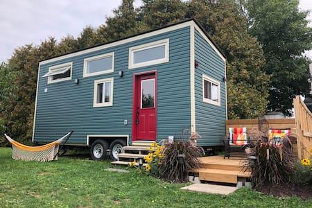 Tiny Home on a Big Farm
