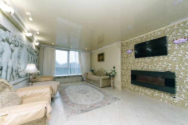 VIP квартира в охраняемом доме