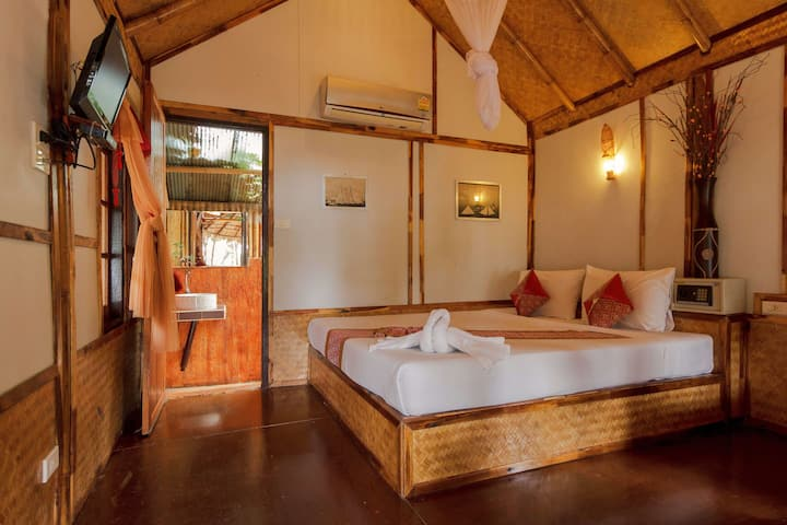 Bamboo Bungalow on Phi Phi Island