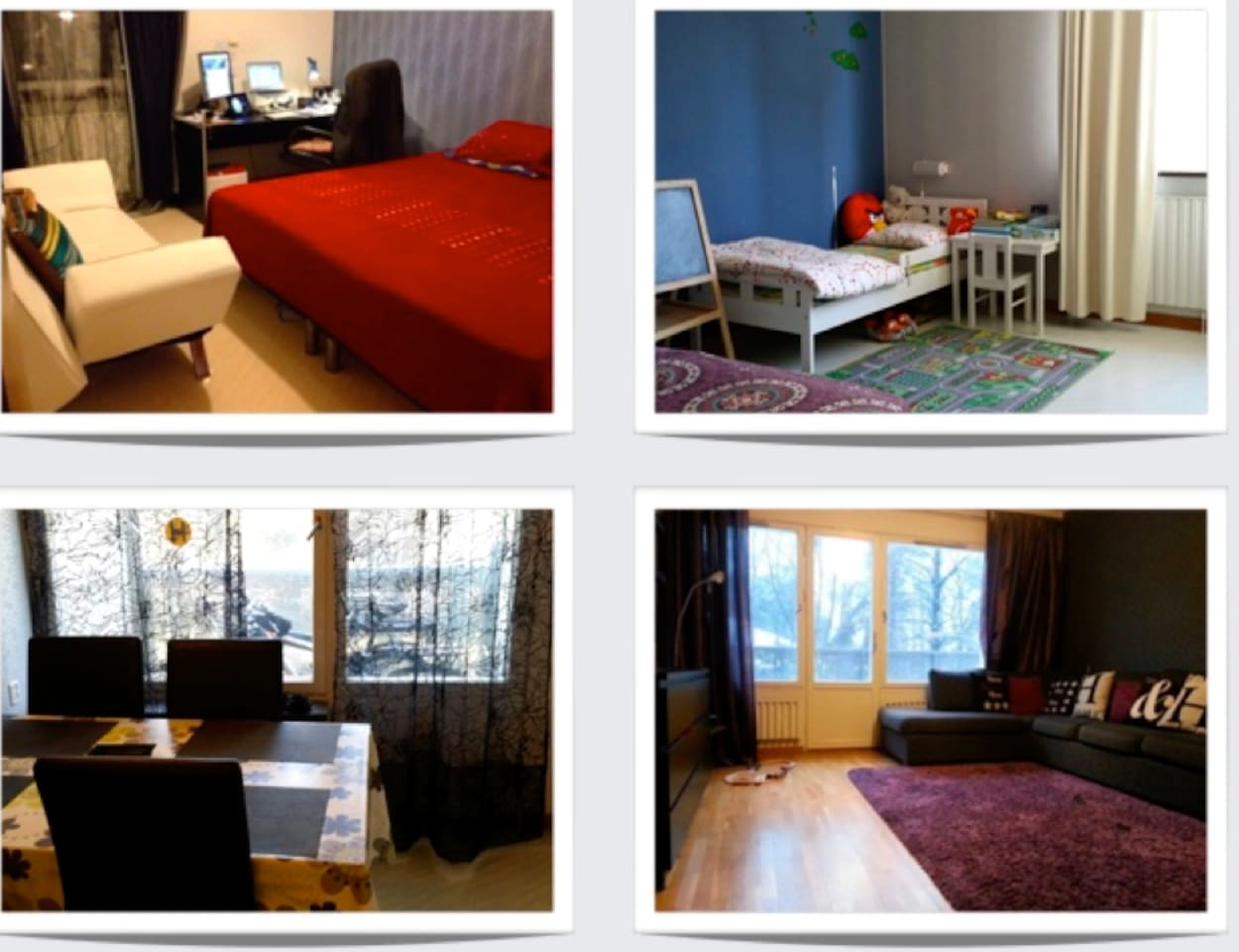 Master bed,Child Room,Kitchen and sitting
