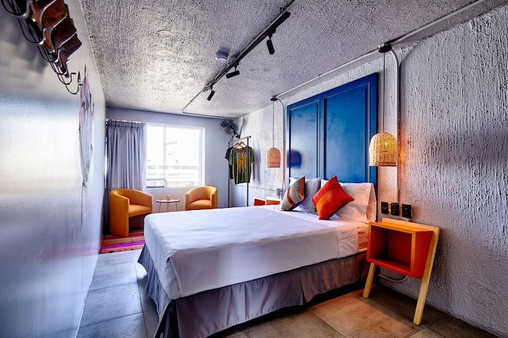 Selina Miraflores Lima - Standard Room