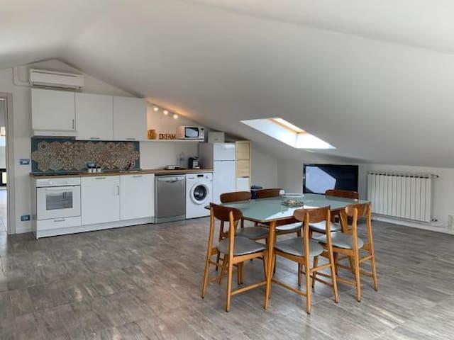 Atelier La Maison, appartamento in Versilia