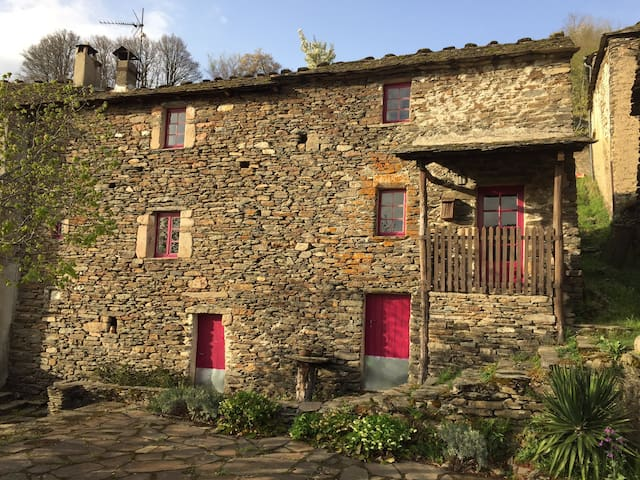 Maison au cœur des Cévennes en Lozère