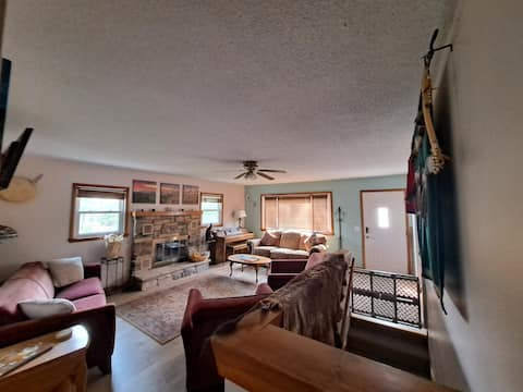 Private 3 Bedroom Home Nestled on the West Side