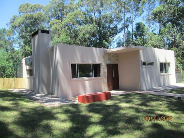 Casa con piscina , Punta del Este , Solanas . - Punta Ballena - Pis