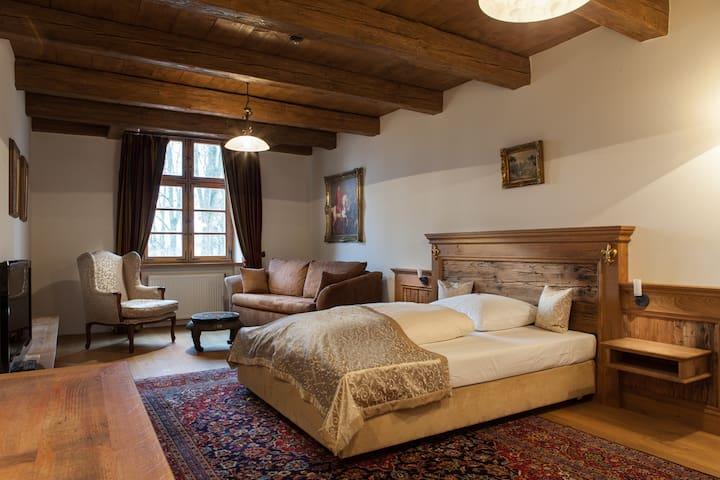 Apartement im Schloss Gerzen Kurfürst Feridinand