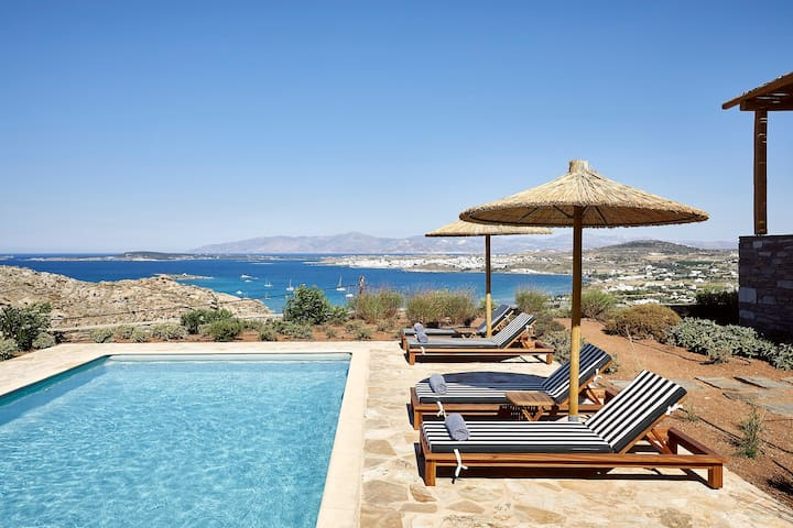 Turquoise 2Bedroom Villa Sea View Private Pool