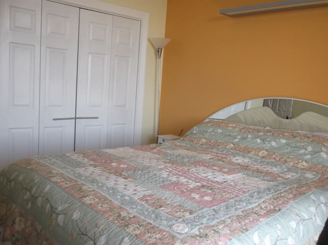 Private Room with Queen Bed near ORD - Wood Dale