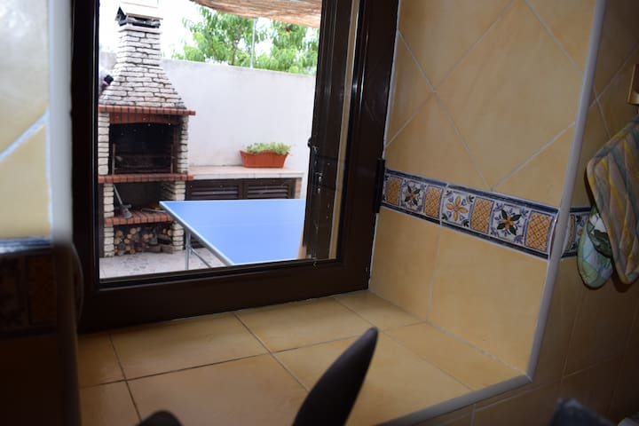 Janela da cozinha/Kitchen window