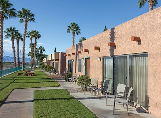 Havasu Dunes, AZ, Studio 1-Bedroom #1 - Lake Havasu City - Leilighet