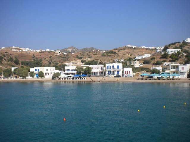 CAPTAIN-HOUSE ON THE WAVE - CAPTAIN-HOUSE ΣΤΟ ΚΥΜΑ