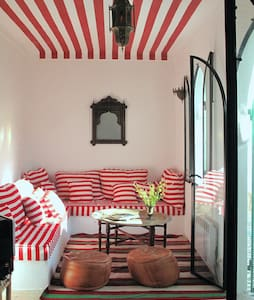 Lovely House by the Kasbah Tangier - Tangier - Casa