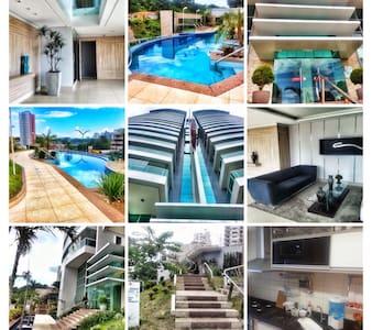 Privacidade e conforto em Manaus - Manaus  - Apartmen