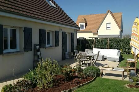 Agréable maison en Normandie - Cheux - Haus