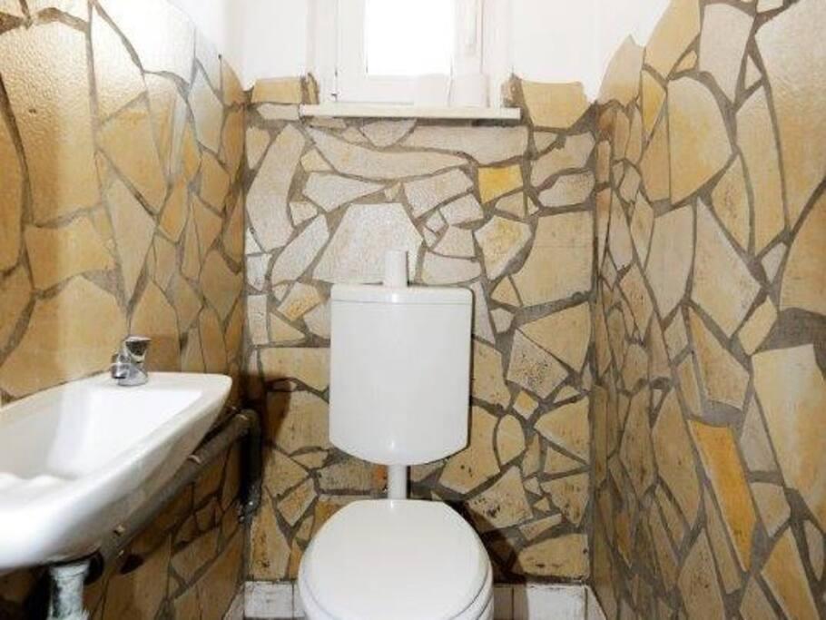 Grmeinschaftstoilette