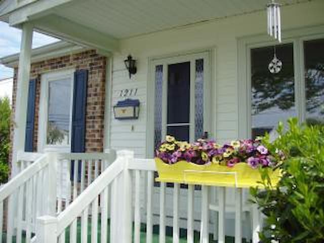 Cape May Beach - Charming Retreat - Entire Home