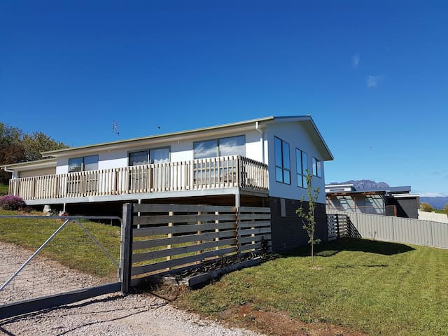 Beautiful New Home in Sheffield TAS - Sheffield - Haus