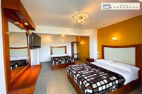 COMPANY DELUXE VIEW (Hotel Fandango's)