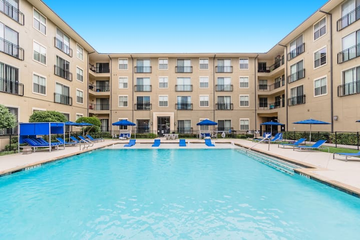 Rental in Frisco Square, Steps From Everything!