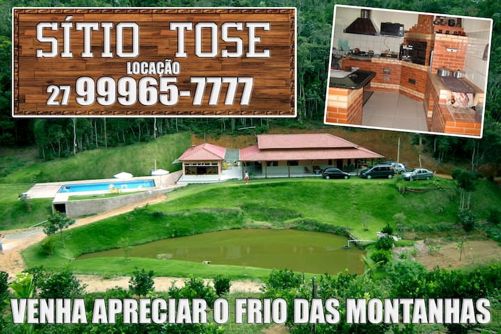 Sitio Tose - Santa Teresa (ES)