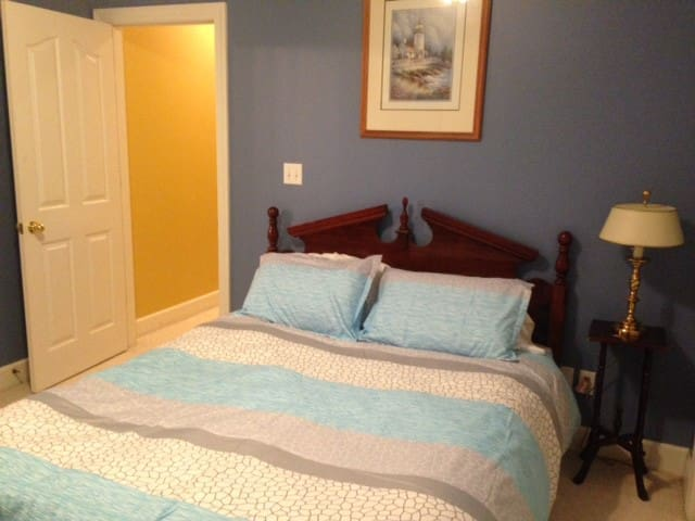 Private, Cozy UpScale Tallahassee GetAway Suite!